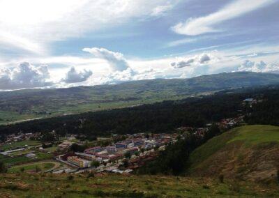 Enfrentando el Cambio Climático en la Cordillera Costera, Ecuador